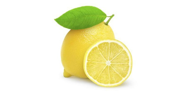 Lemon juice to remove dandruff