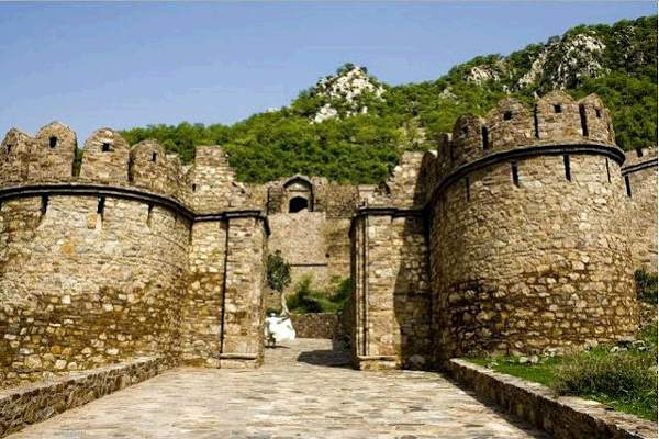 Bhangarh, The Haunted Place