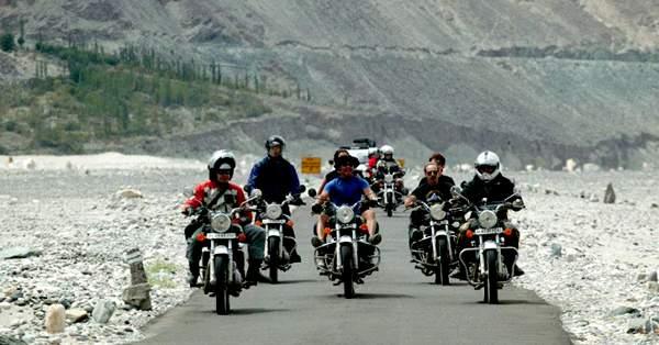 Road Trip to Leh-Ladakh