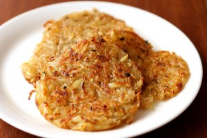 How to make potato rosti