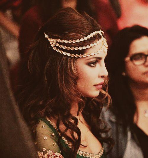 Indian Wedding Hair: 20 Gorgeous Indian Wedding Hairstyle Ideas