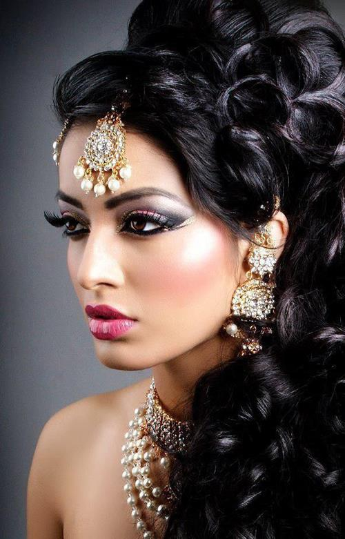 new hair style india 20 gorgeous indian wedding hairstyle ideas 5465