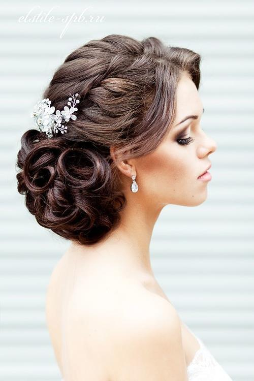 indian hair updo styles 20 gorgeous indian wedding hairstyle ideas 5390