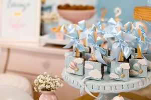 ettiquettes for attendees of baby shower