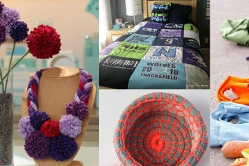 20 Ways To Repurpose Old T-Shirts