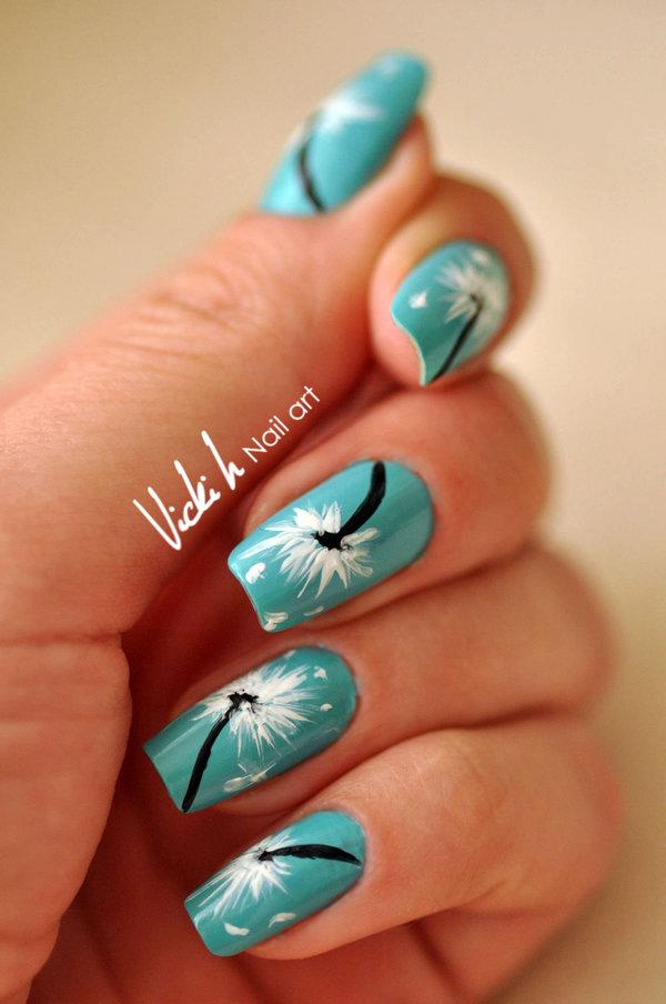 Colorful Fall Nail Art Ideas | Make Up Tips - Nail Art ...  |Painting Tip Nail Ideas