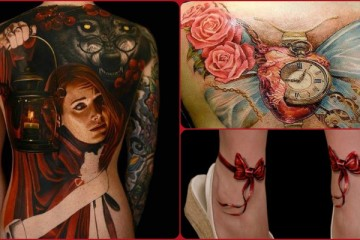 Awe-Inspiring 3D Tattoo Designs