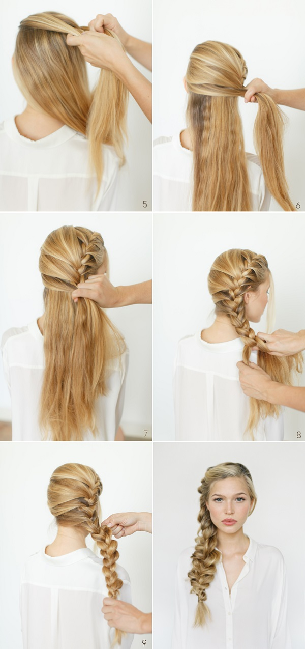 10 Snazzy Braid Hairstyle Tutorials Every Girl Should Know