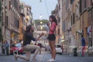 This Not So Average Proposal Will Melt Your Heart