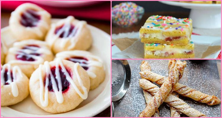 16 Total Genius Dessert Recipes To Make From Jam And Jelly