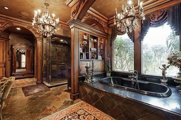 21 Luxurious Bathroom With Dream Tubs That Will Fantasies