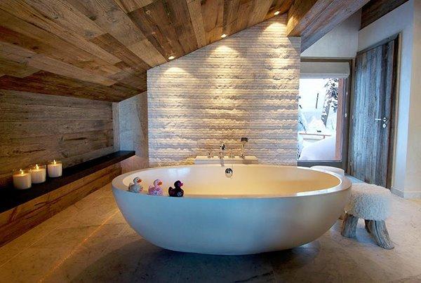 Simple Duck Bathroom
