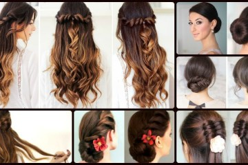 6 Elegant Updo And Half Updo Hairstyles That Can Never Go Wrong