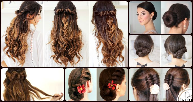 Fantastic 6 Elegant And Easy Updo And Half Updo Hairstyles That Can Never Go Short Hairstyles For Black Women Fulllsitofus