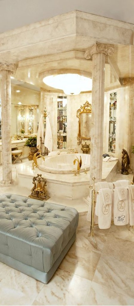 The Royal Bathroom
