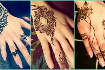 exquisite mehndi designs