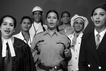 This Video Of Transgenders Singing National Anthem Gives More Than One Reason To Stand In Respect