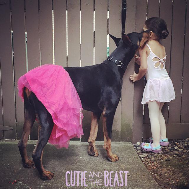 Cutie and the Beast 10