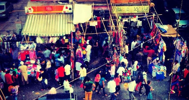 7 best flea market in India for Men with a Budget