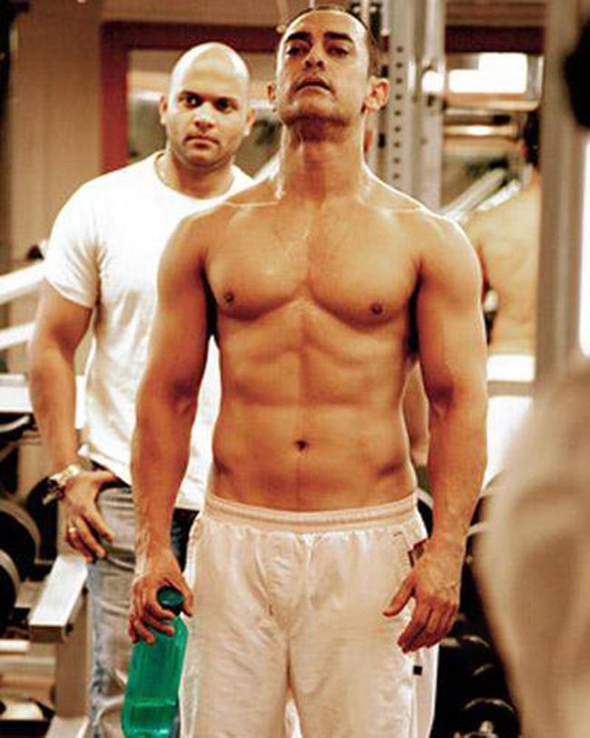 7. Aamir Khan