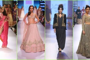 Celebrities who have rocked the ramp in recently concluded Lakme Fashion Week