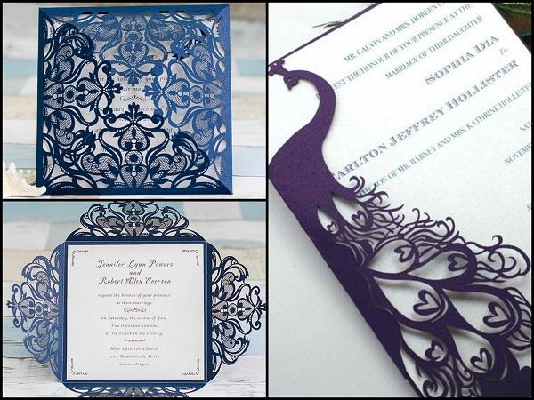 Unique And Creative Wedding Card Designs Of