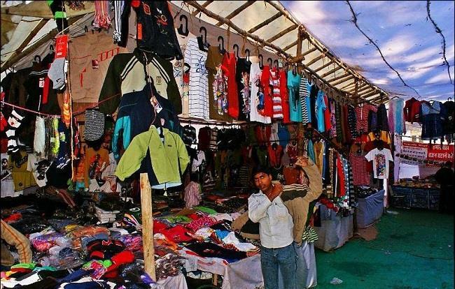 Majestic Market Bangalore