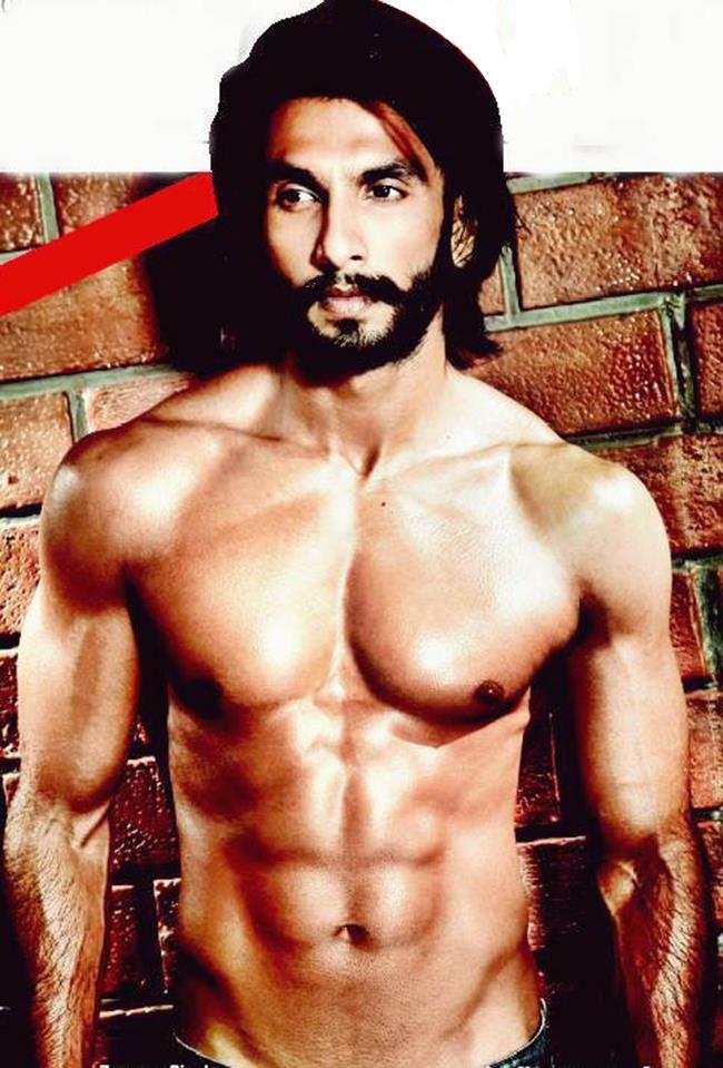 5. Ranveer Singh