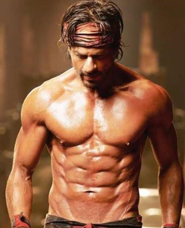 3. Sharukh Khan