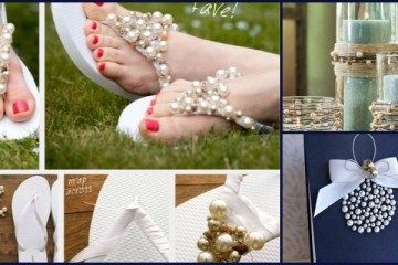 diy pearl tutorial and ideas