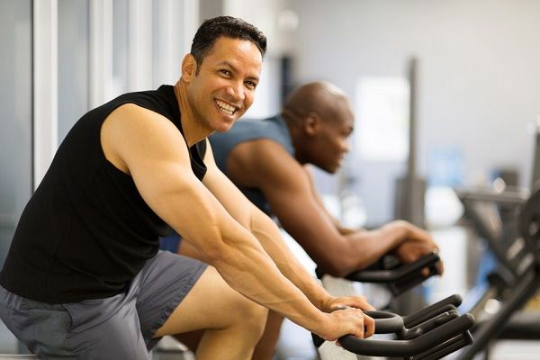 Cycling- exercises that burns fat faster than running