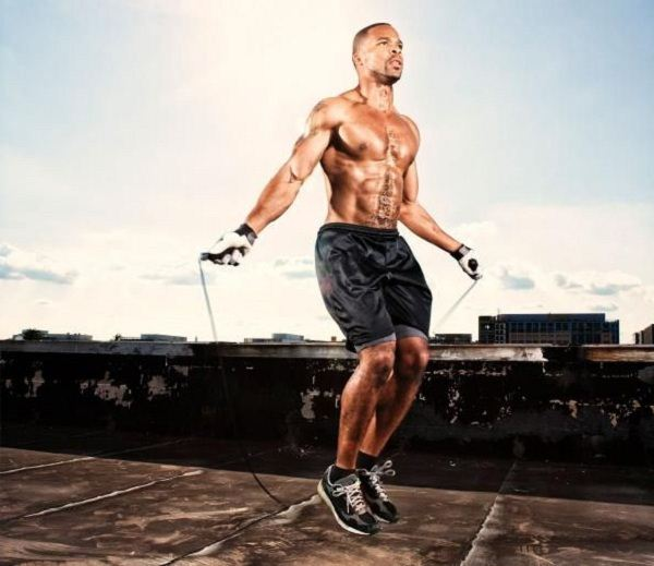 Jump Rope - exercises that burns fat faster than running