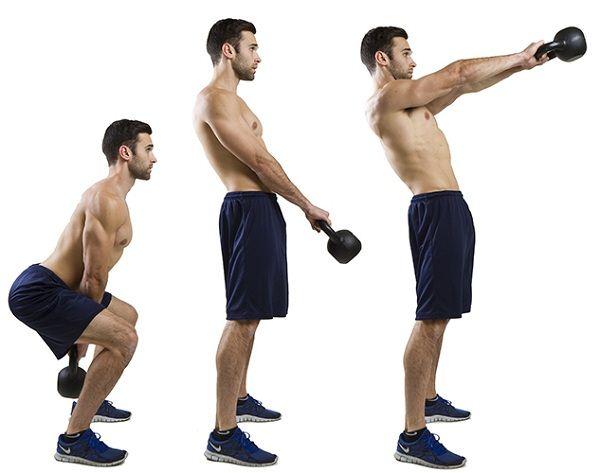 kettlebell_swing - exercises that burns fat faster than running
