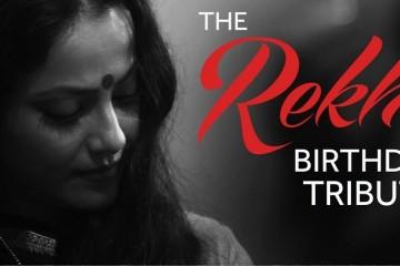 tribute to rekha