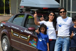 An Adventurous Road Trip By An Indian Family