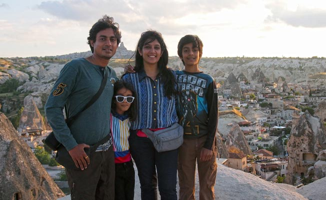 Bengaluru to Paris Family Trip -11920151