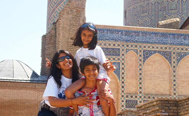 Bengaluru to Paris Family Trip -11920156