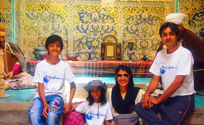 Bengaluru to Paris Family Trip -11920157