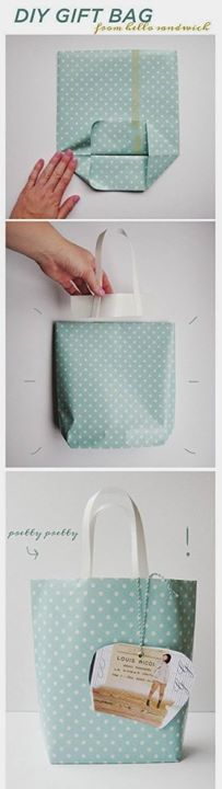 Simple Gift Bag