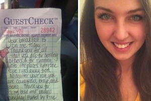 This Waitress Never Imagined Her Good Deeds Would Pay Her This