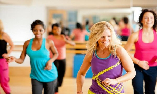 Zumba boosts Socialization