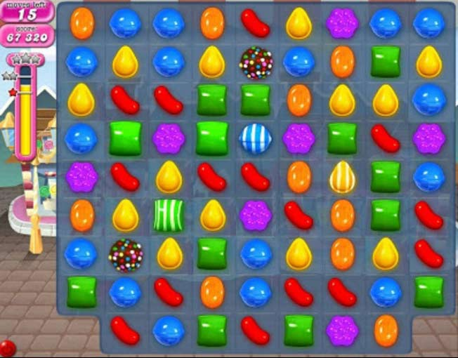 Facebook hack - block candy crush requests