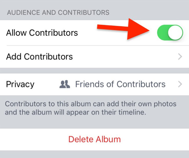 Facebook hacks - Contributors