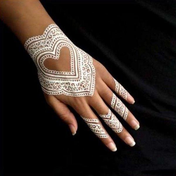 best white heena designs 161220151