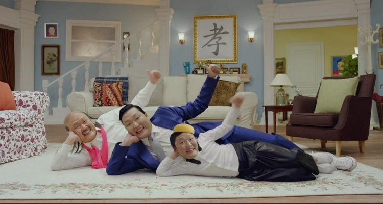 PSY's New Song Entitled 'Daddy' Is Going Viral
