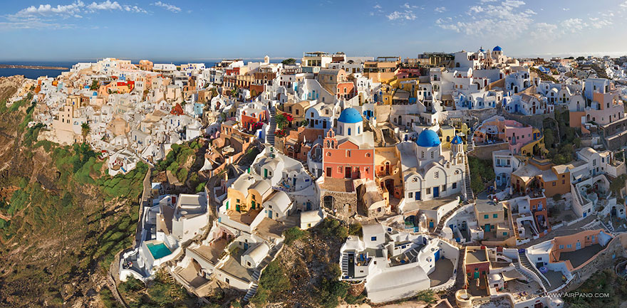 Santorini (Thira), Oia, Greece