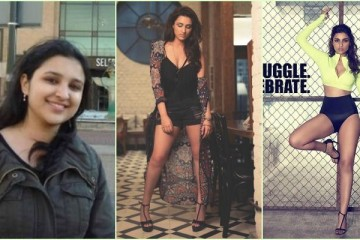 Weight Loss Lessons You Can Learn From Parineeti Chopra