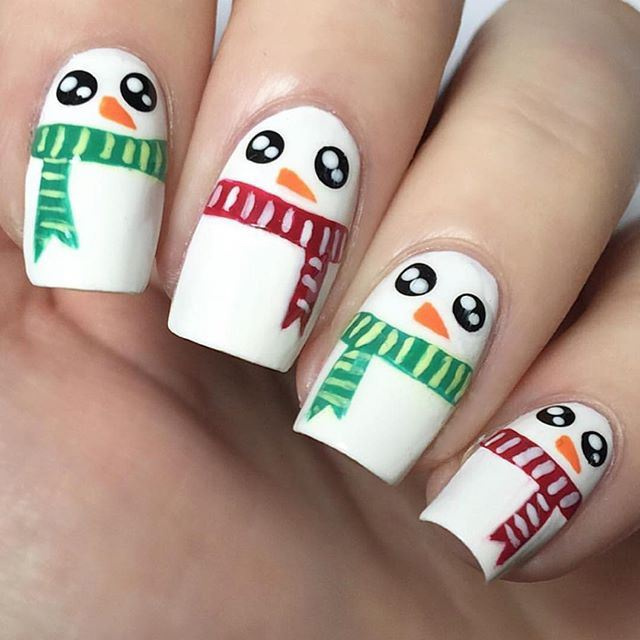nail art designs for christmas 2112201503
