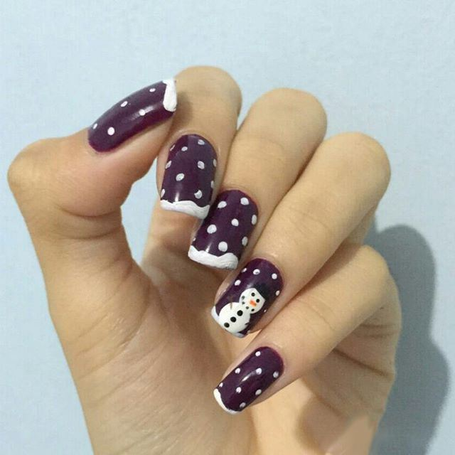 nail art designs for christmas 2112201505