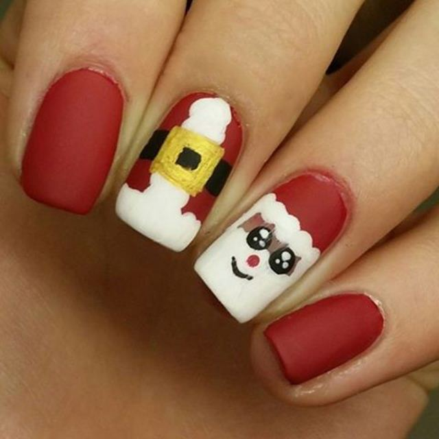 nail art designs for christmas 2112201506